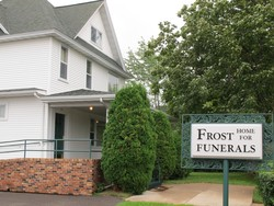 Frost Home For Funerals